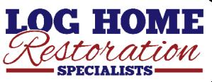 Log Home Restoration Specialists logo