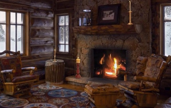 How Warm Are Log Homes