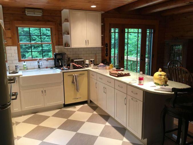 Log Home remodeling and restoration